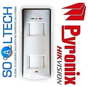 pyronix Detector radio bidireccionales para exterior a triple tecnología: Amazon.es: Industria, empresas y ciencia