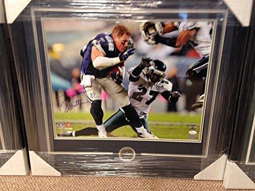 Jason Witten Photograph - Jason Witten Cowboys Helmet Off Signed Autograph 16x20 Photo Framed JSA Certified