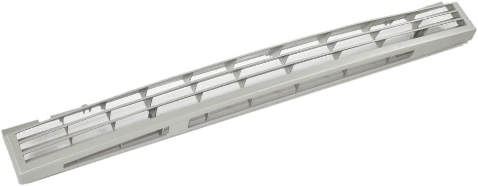 ForeverPRO W10450189 Grill Vent Stainless for Whirlpool Microwave 8205217