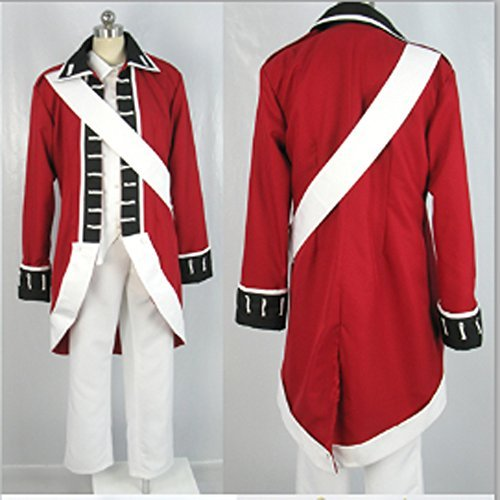 FOCUS-COSTUME APH Axis Powers England Cosplay Costume