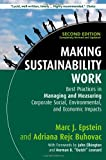 Making Sustainability Work, Marc J. Epstein and Adriana Rejc Buhovac, 1609949935