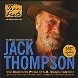 Battlefield Poems of Banjo Paterson by Thompson, ,Jack (2010-06-29)