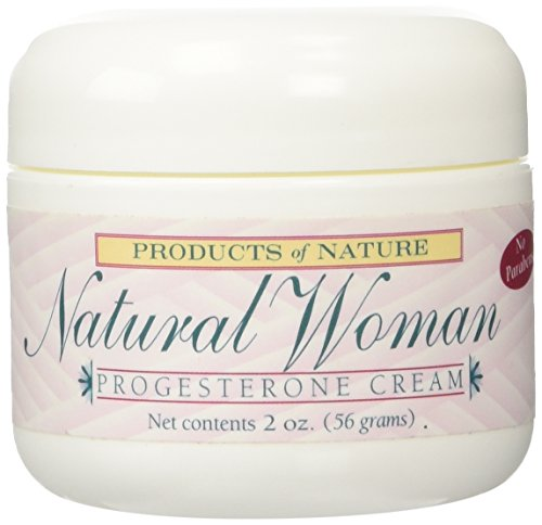 NATURAL WOMAN PRO PROGESTERONE CREAM, 2 Ounce