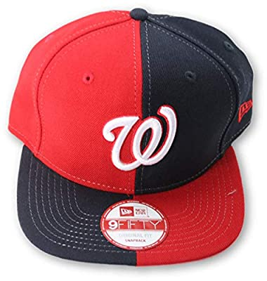 New Era Washington Nationals Snapback Adjustable Hat