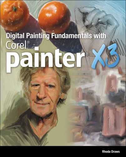 Digital Painting Fundamentals with Corel Painter X3, for sale  Delivered anywhere in USA