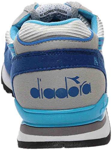 Diadora Männer N92 Skate Schuh Blau grau