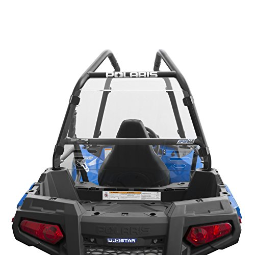 Kimpex UTV Rear Windshield Rear - Polaris - Polycarbonate