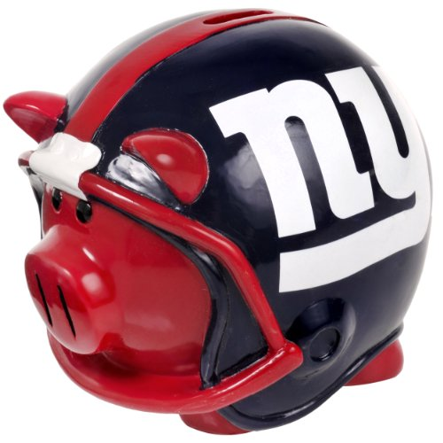 - New York Giants Helmet Piggy Bank
