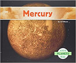 Book Mercury (Planets)