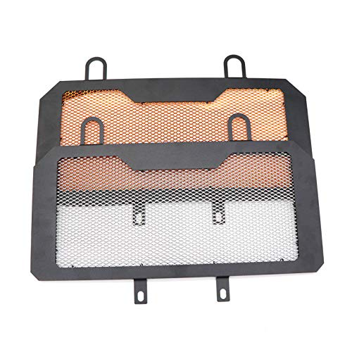 PinShang Griglia di Protezione Professionale per radiatore Moto per KTM Duke250//390 17-19