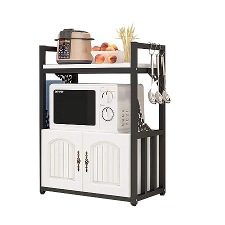 Rack de cocina de 3 niveles, Almacenamiento de pie en el horno de ...