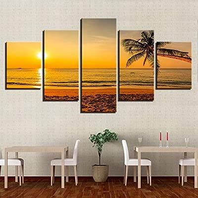 adgkitb canvas Imprime Decoración de Pared Moderna Imagen Cinco ...