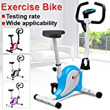 Monumart Home Gym Adjustable Resistance Generic Exercise Bike Cardio in Muticolor Fitness Master Workout Machine