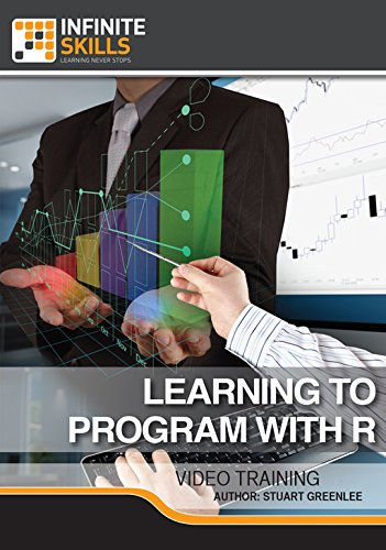 Learning To Program With R [Online Code] by Infiniteskills