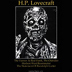 The Dark Worlds of H.P. Lovecraft, Volume 3
