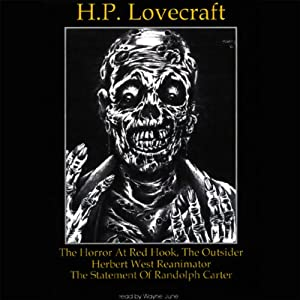 The Dark Worlds of H. P. Lovecraft, Volume 3 Hörbuch