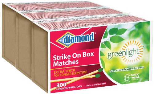 72/300-ct DIAMOND 3-PACK (Matches 300 Pack)