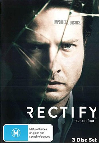 Rectify Season 4 | 3 Discs | NON-USA Format | PAL | Region 4 Import - Australia