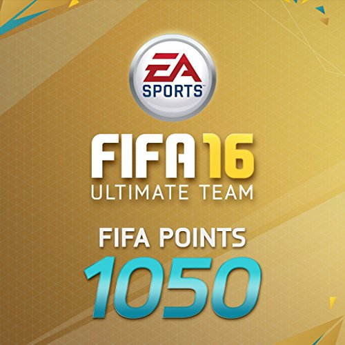 EA Sports FIFA 16 - 1050 FIFA Points - PS4 [Digital Code] by Electronic Arts