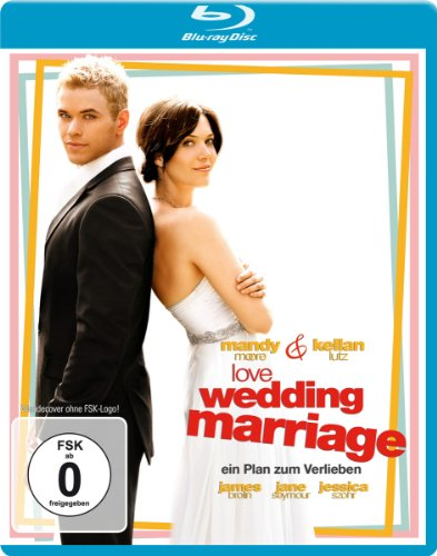 Love Wedding Marriage [Alemania] (Blu-Ray) (Import Movie) (European Format - Zone B2) Brolin, James; Moore, Ma...