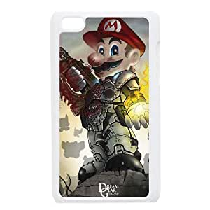 Ipod Touch 4 Phone Case Super Mario Bros F6408428