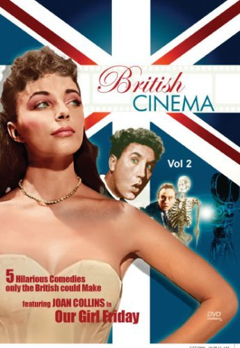 British Cinema Volume 2 - Comedy Collection: Disc One: Our Girl Friday & Dentist in the Chair Disc Two: Runaway Bus, Carry on Admiral & Time of His Life by ()