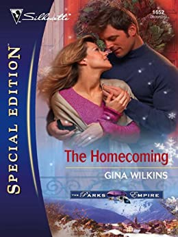 The Homecoming (The Parks Empire) by [Wilkins, Gina]