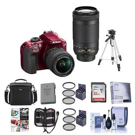 Review Nikon D3400 DX-Format DSLR