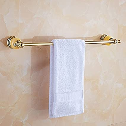 ZHAS Vástago Simple Colgador de Toallas de Ducha Toallas baño Toallero Vestidor Toalla de baño WC