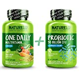 Bundle: One Daily Multivitamin for Men + Probiotic