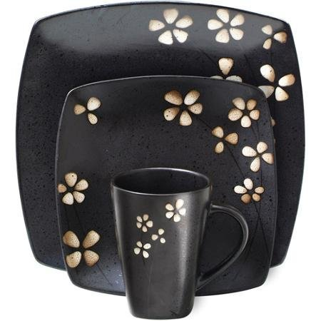 Better Homes And Gardens 16-Piece Dinnerware Set (Sylvan Springs) Review