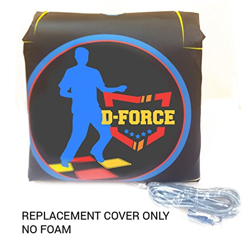 D-Force Deluxe USB Dance Pad REPLACEMENT ()