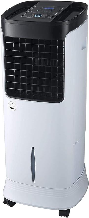 PURLINE RAFY 150 Climatizador Evaporativo de gran caudal, 150 W, 41x38.5x99 cm, Blanco/Negro: Amazon.es: Hogar