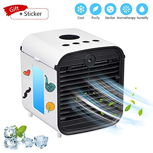 portable air conditioner usb - 6