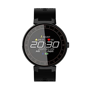 Amazon.com: NOMENI Smart Watch, Fitness Tracker with All-Day ...