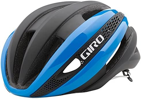 Giro Synthe Aero Road Helmet – 2017 SMALL BLUE BLACK