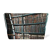 Westlake Art - Library Book - Pen Pencil Marker Accessory Case - Picture Photography Office School Pouch Holder Storage Organizer - 125x85 inch (2575C)