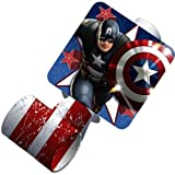 Captain America Blowout Party Favors (8ct)
