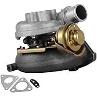 SucceBuy Turbocharger Fit For Nissan Patrol Mistral Terrano Turbo 3.0L 705954 724639 Turbolader GT2052V Aluminum