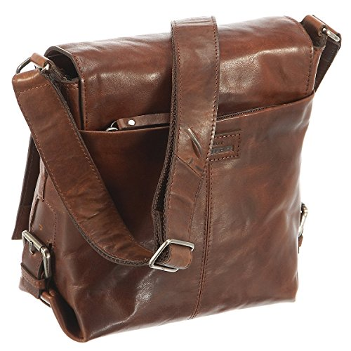 Harold's A Borsa Marrone Saddle Tracolla nO6F1nBg