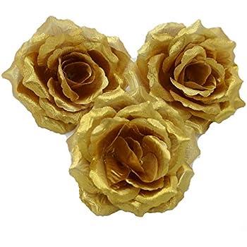 Amazon Mxxgmyj 100pcs Artificial Flowers Wholesale Fake Flowers