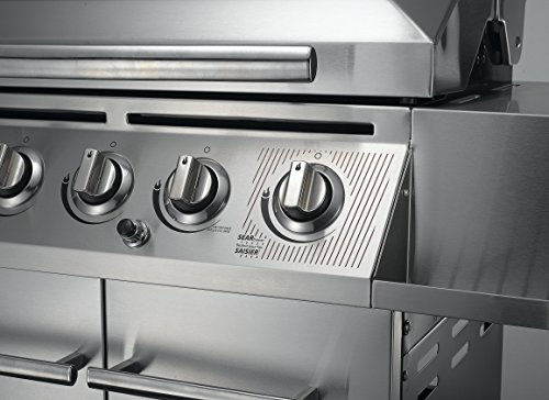 Char Broil 500 5 Burner Cabinet Gas Grill Gas Barbeque