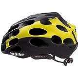 Cheap CATLIKE Mixino SV Bike Helmet, Black/Yellow, Small