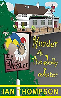 Murder At The Jolly Jester by IAN THOMPSON ebook deal