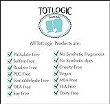 TotLogic Sulfate Free Kids Shampoo – 8 oz
