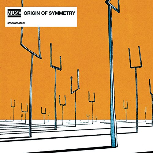 Origin of Symmetry (2 LP) [Vinyl] (Origin Records)