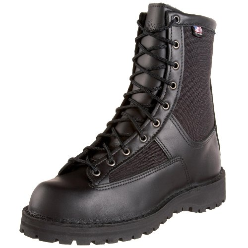 Uninsulated Tactical Boots (Danner Men's Acadia 400 Gram Uniform Boot,Black,9 D US)