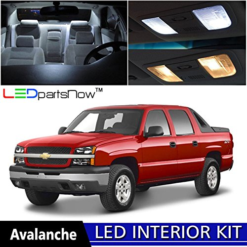 Chevy Avalanche 2002 02 Car - 5