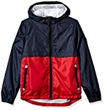 Southpole Big Boys' Colorblock Water Resistance Windbreaker...