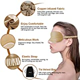 Copper Sleep Mask, Anti- Aging Skin Rejuvenating